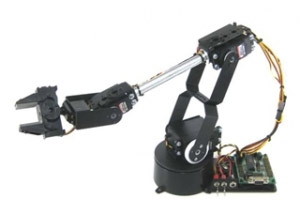 Internet Controlled Robotic Arm